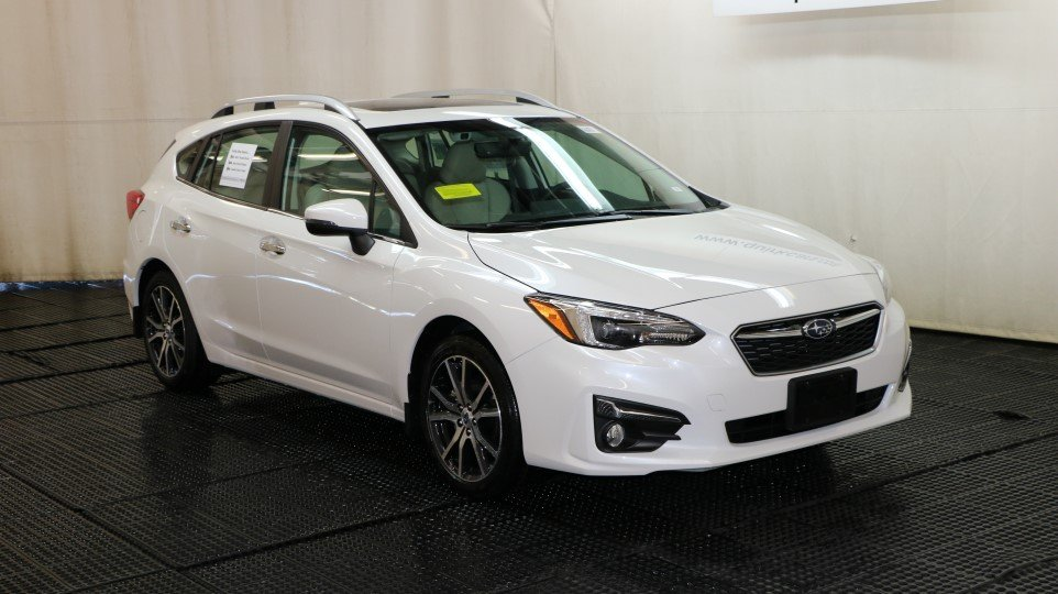 new 2018 subaru impreza limited hatchback in braintree s13857 quirk works subaru. Black Bedroom Furniture Sets. Home Design Ideas