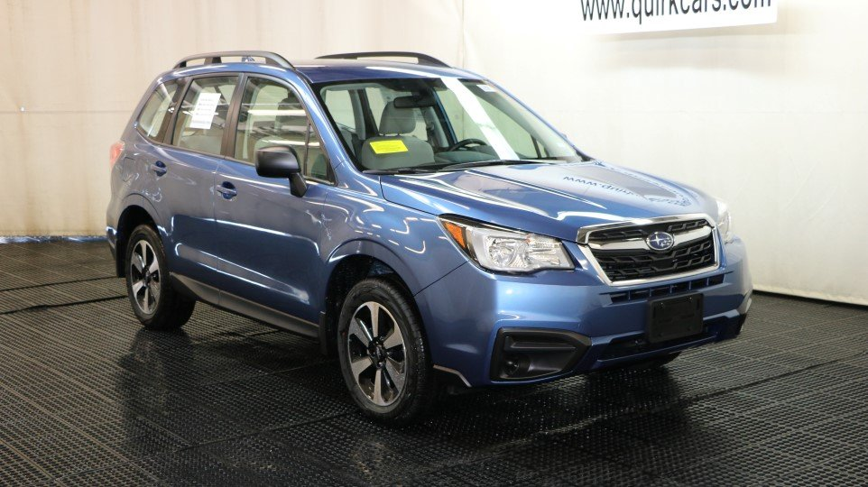 new 2018 subaru forester base sport utility in braintree s13269 quirk works subaru. Black Bedroom Furniture Sets. Home Design Ideas